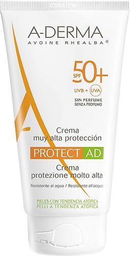 Крем A-DERMA Protect для атопичной кожи SPF50+ 150 мл (1)