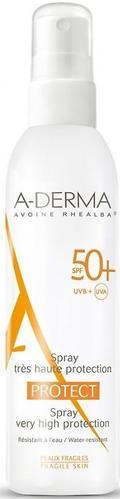 Спрей A-DERMA Protect SPF50+ 200 мл (1)