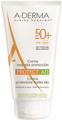 Крем A-DERMA Protect для сухой кожи SPF50+ 50 мл (1)