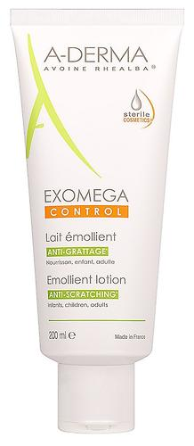 Лосьон A-Derma Exomega Control увлажняющий для тела 200 мл (1)