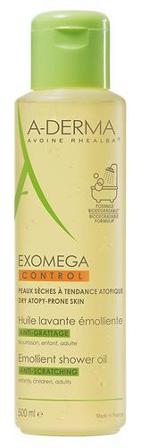 Масло очищающее A-Derma Exomega Control с отдушкой 500 мл (1)