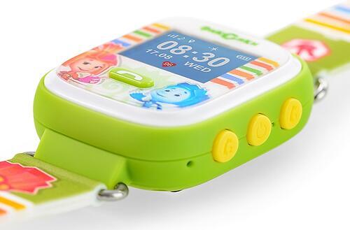 Часы-Телефон AGU с GPS трекером Фиксики (7)