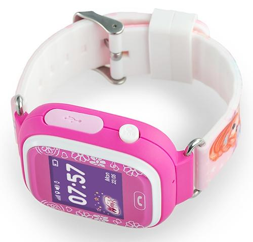Часы-Телефон AGU с GPS трекером WINX (7)