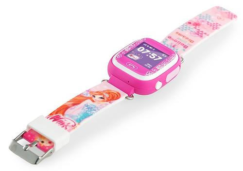Часы-Телефон AGU с GPS трекером WINX (8)