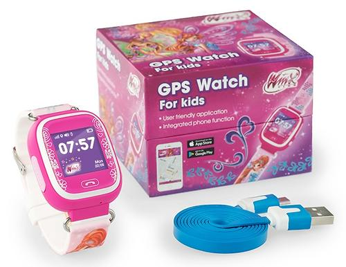 Часы-Телефон AGU с GPS трекером WINX (9)