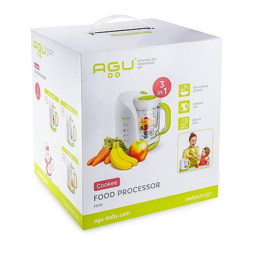 Комбайн кухонный AGU для приготовления детских блюд Mini (6)