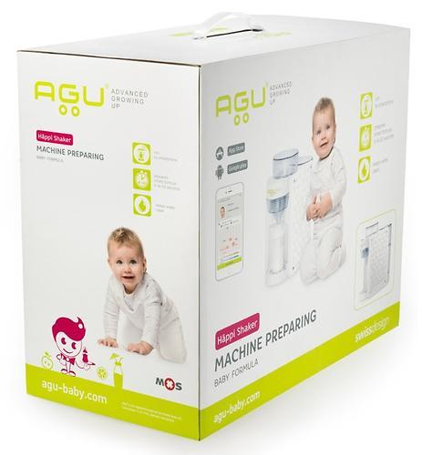 Машина AGU для приготовления детской смеси PMBF2 (12)