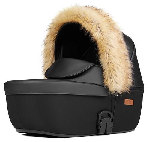 Меховая опушка на капор коляски Anex Fur Hood (3)
