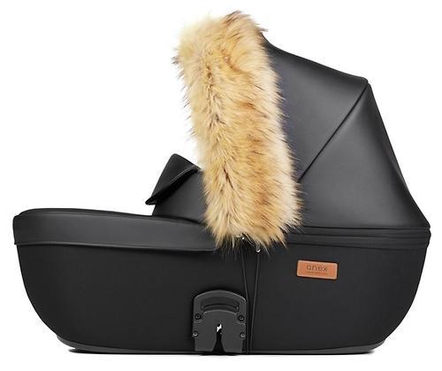 Меховая опушка на капор коляски Anex Fur Hood (4)