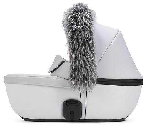 Меховая опушка на капор коляски Anex Fur Hood w\a 06 (4)