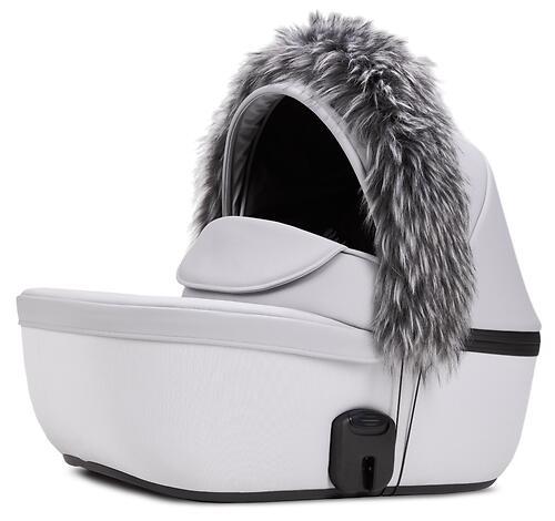 Меховая опушка на капор коляски Anex Fur Hood w\a 06 (3)