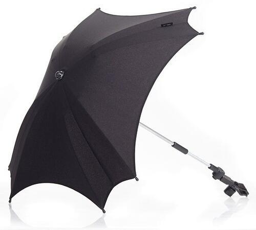 Зонт для коляски Anex черный (4)