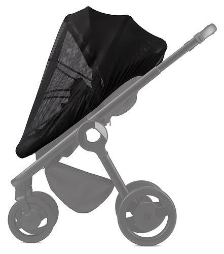 Москитная сетка Anex для коляски Quant Black (4)