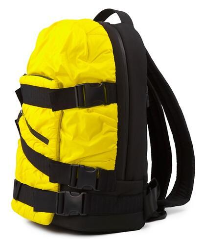 Рюкзак Anex для коляски Quant Yellow (3)