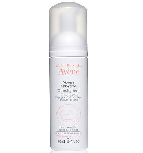 Пена для умывания и снятия макияжа Avene 150 мл (1)