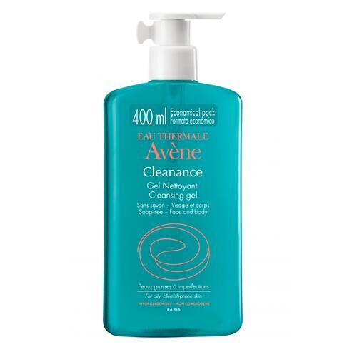 Гель очищающий Avene Cleanance 400мл (1)
