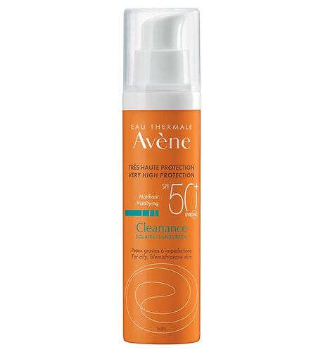 Флюид Avene Cleanance для жирной кожи SPF 50+ 50мл (1)