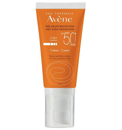 Крем Avene для сухой кожи SPF 50+ 50мл (1)