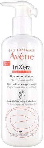 Бальзам питательно-флюидный Avene TriXera Nutrition 400 мл (без отдушек) (1)