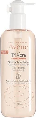Гель очищающий Avene TriXera Nutrition 400 мл (1)