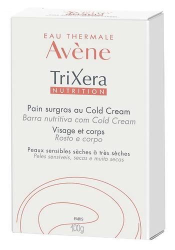 Мыло Avene TriXera Nutrition 100 гр (1)