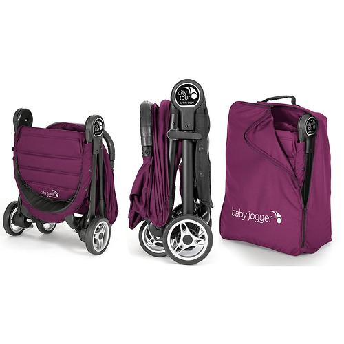 Коляска Baby Jogger City Tour Cobalt (13)