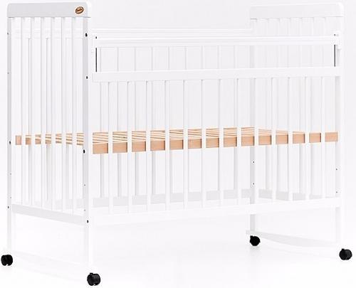 Кровать детская Bambini Евро стиль M 01.10.03 Белый (4)