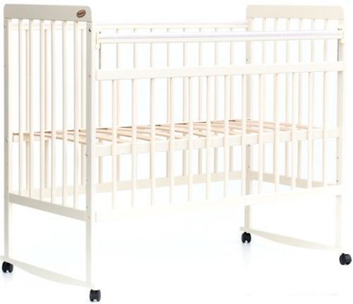Кровать детская Bambini Евро стиль M 01.10.03 Слоновая кость (4)