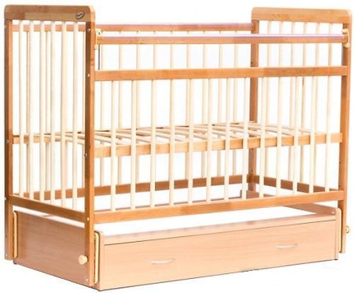Кровать детская Bambini Евро стиль M 01.10.04 Натуральный (4)