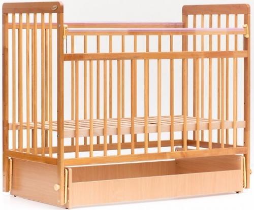 Кровать детская Bambini Евро стиль M 01.10.05 Натуральный (4)