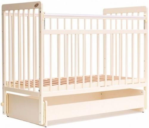 Кровать детская Bambini Евро стиль M 01.10.05 Слоновая кость (4)