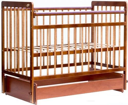 Кровать детская Bambini Евро стиль M 01.10.05 Светлый орех (4)