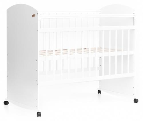Кровать детская Bambini Элеганс М 01.10.06 Белый (1)