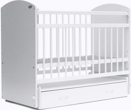 Кровать детская Bambini Элеганс M 01.10.07 Белый (1)
