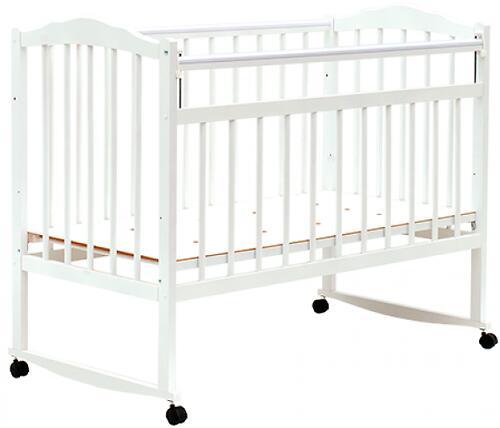 Кровать детская Bambini Классик M 01.10.09 Белый (1)