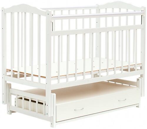Кровать детская Bambini Классик M 01.10.10 Белый (1)