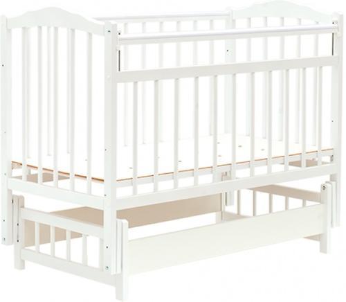 Кровать детская Bambini Классик M 01.10.11 Белый (1)