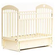 Кровать детская Bambini Комфорт M 01.10.19 Слоновая кость