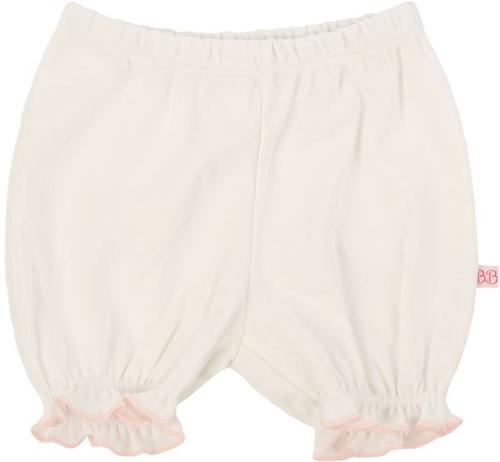 Панталончики BamBoo для девочки на мягкой резинке Бежевые (1)