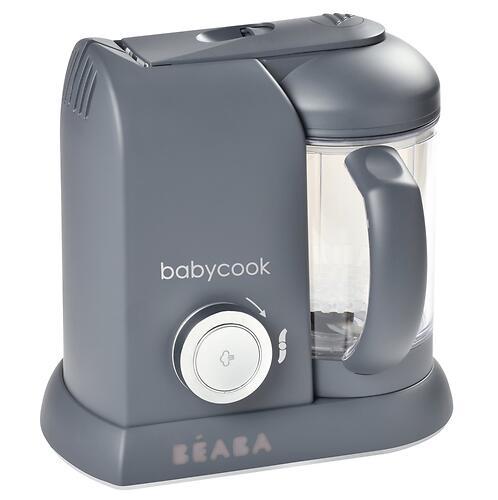 Блендер-пароварка Beaba Babycook Solo Dark Grey (5)