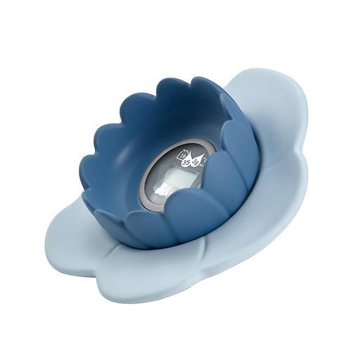 Термометр Beaba Lotus цифровой для ванны Blue (4)