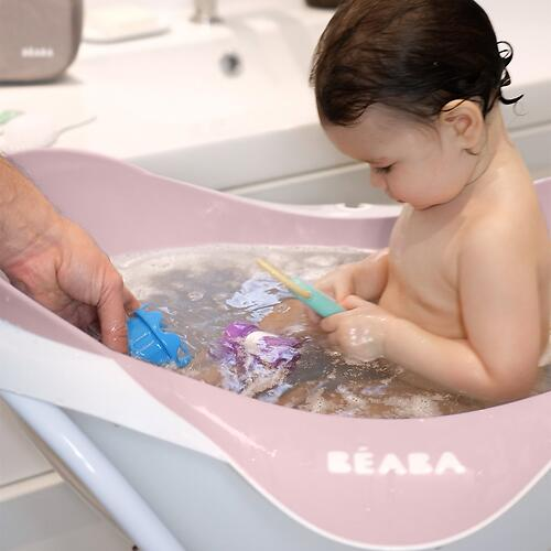 Детская ванночка Beaba Camele'o Baignoire Cameleo Old Pink (7)