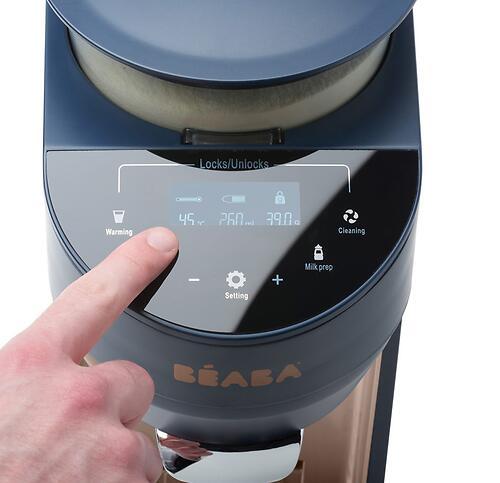Машина для приготовления молочной смеси Beaba Milkeo Night Blue EU (12)