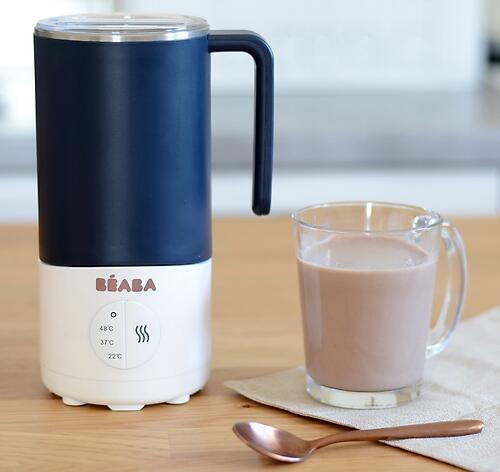 Подогреватель воды и смесей Beaba Milk Prep Night Blue Eur (8)
