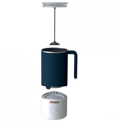 Подогреватель воды и смесей Beaba Milk Prep Night Blue Eur (7)
