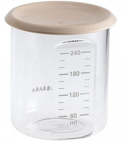 Контейнер Beaba для хранения Maxi 240 мл Nude (1)