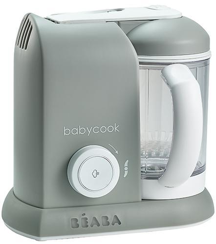 Блендер-пароварка Beaba Babycook Grey EU (7)