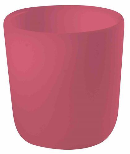 Стакан из силикона Beaba Silicon GlassPink (1)