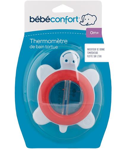 Термометр для ванны Bebe Confort Черепаха Красный (1)