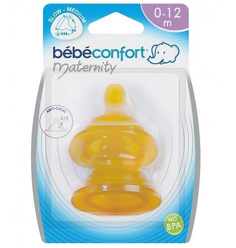 Соска latex T1x2 0-12 мес. Bebe Confort (3)